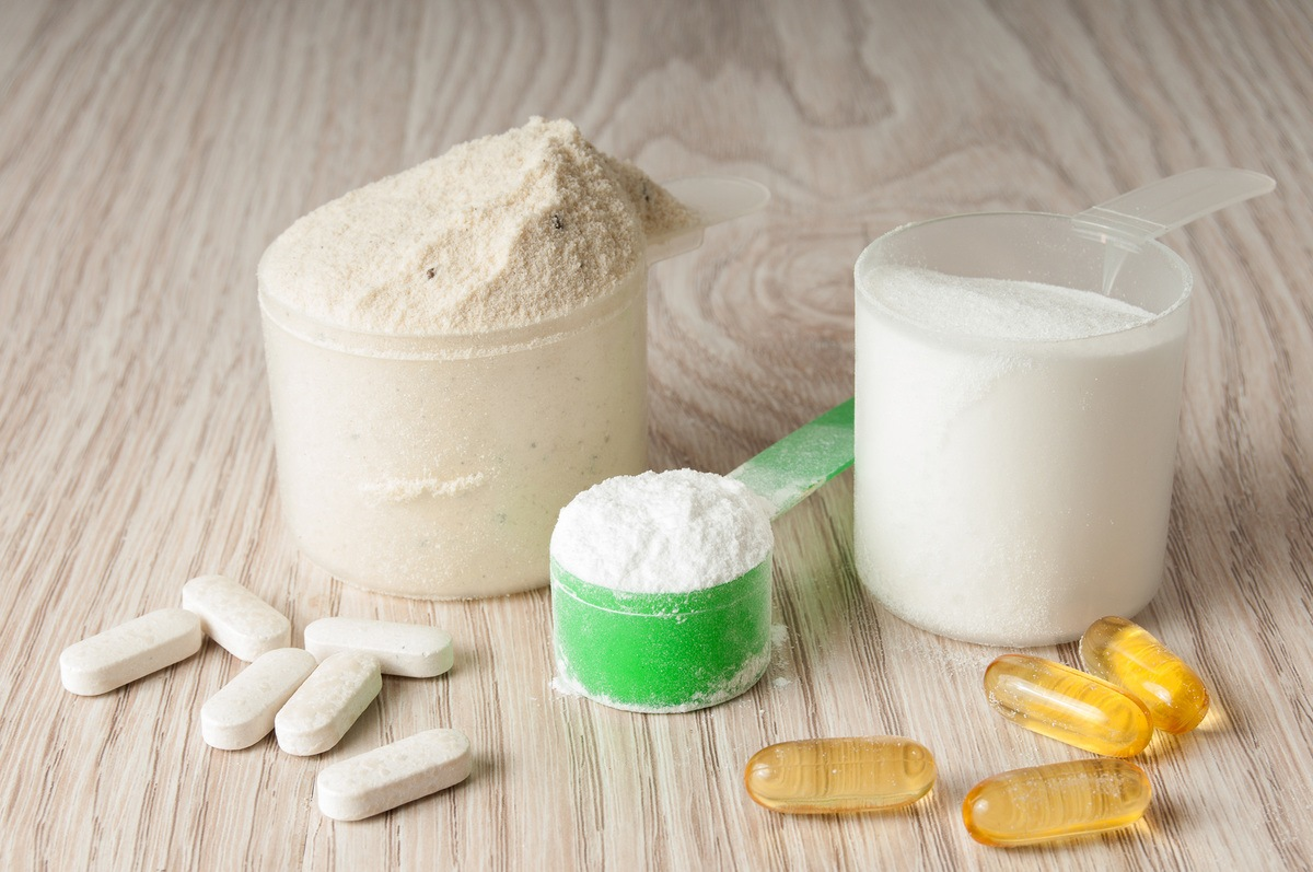 Top 3 Supplements to Gain Lean Muscle